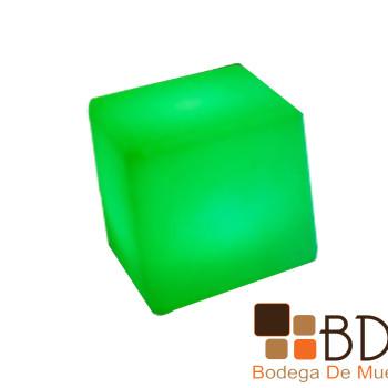 Cubo Iluminado Reluzca Delux