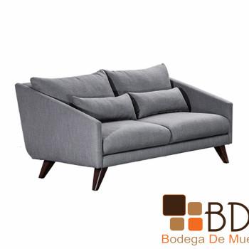 Love seat moderno para sala Cooper