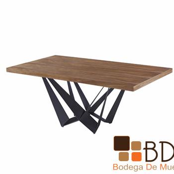 Mesa Comedor Diseño Industrial Kardiel