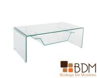 Mesa de Cristal para Sala