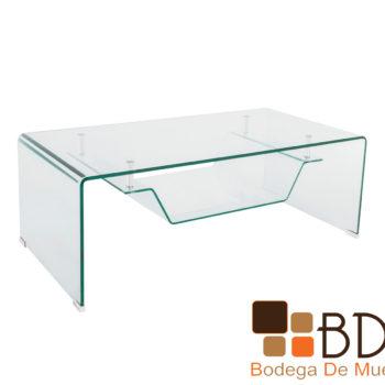 Mesa de Cristal para Sala Astra