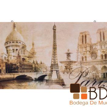 Pintura para Casa Torre Eiffel