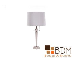 Lámpara Cromada para Buró Lucía