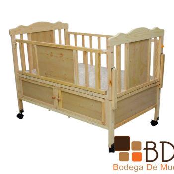 Cuna de Madera para Bebé Ixtlán