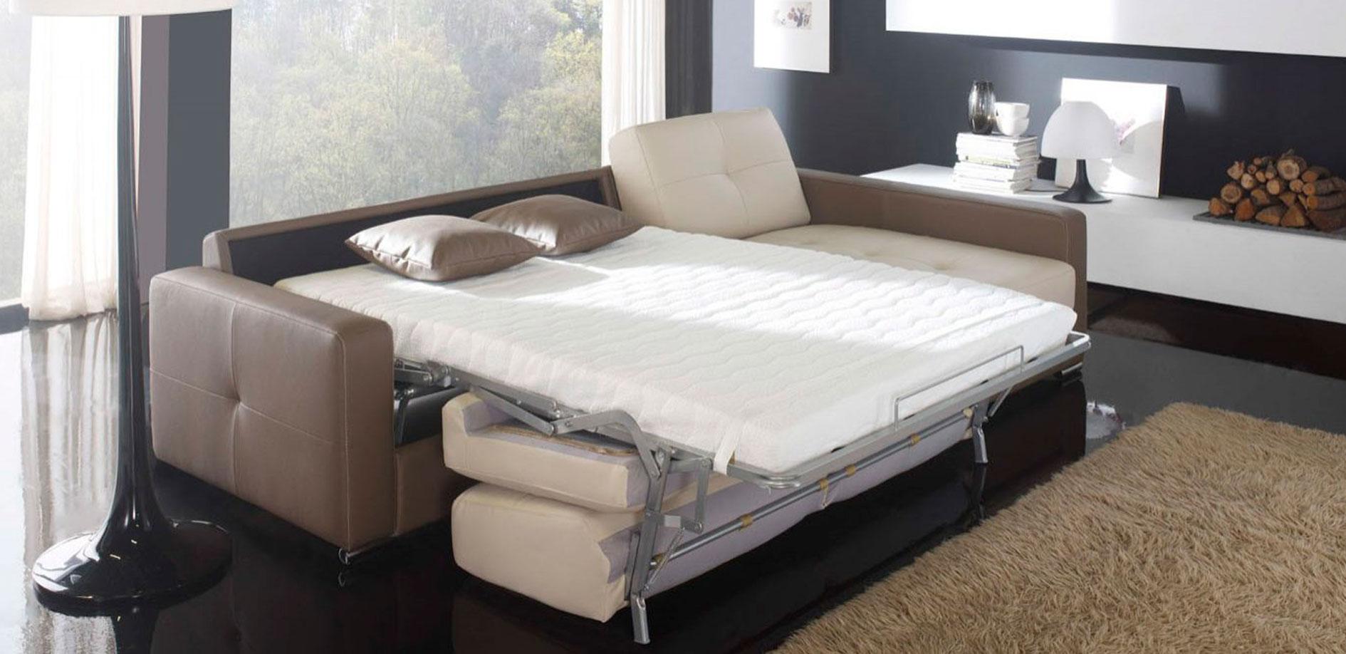 Sofá camas modernos