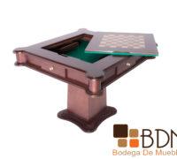 Mesa para Juego de Madera Deluxchess