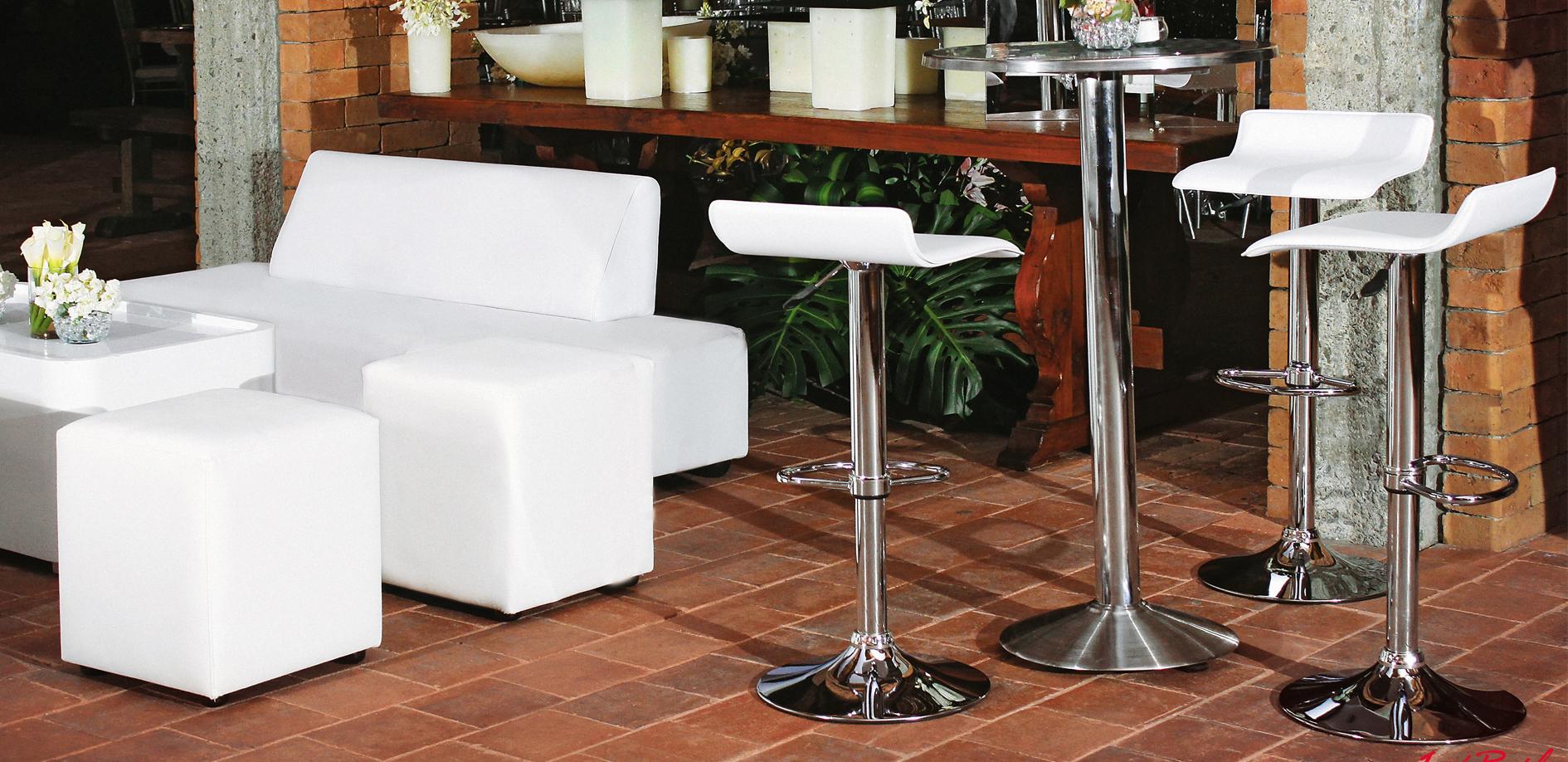 sillas altas modernas