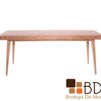 Consola alta moderna de madera