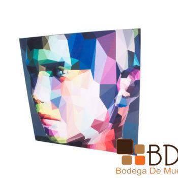 Cuadro Decorativo Abstracto Formas