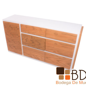 Cajonera moderna de madera