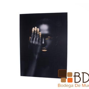 Cuadro Decorativo Moderno Noire