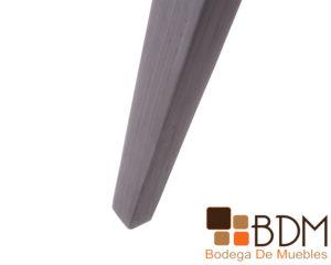 Silla moderna de madera para comedor