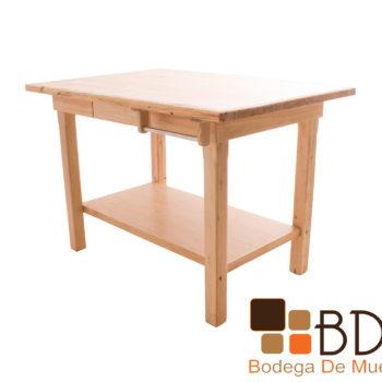 Mesa multiusos de madera