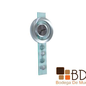Reloj moderno enchapado MDF