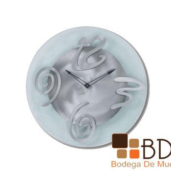 Reloj circular contemporaneo de pared
