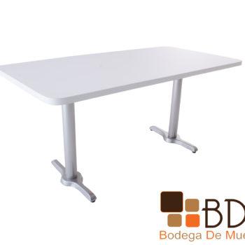 Mesa rectangular moderna