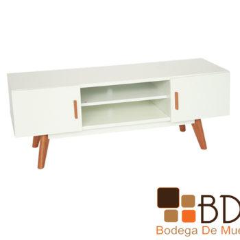 Mueble rectangular para TV moderno