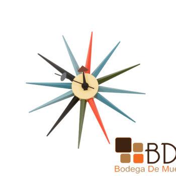 Reloj contemporaneo para hogar u oficina