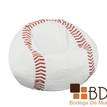 Sillon puff baseball extra grande