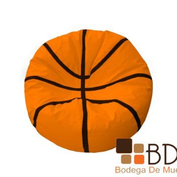 Sillon puff basquetbol kids
