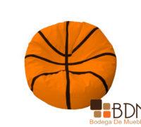 Sillon puff basquetbol matrimonial