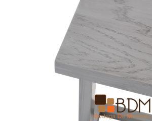 Mesa lateral moderna para sala