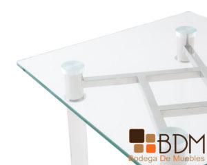 Mesa lateral moderna para salas