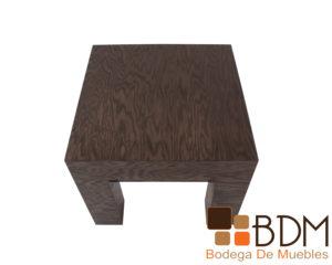 Mesa lateral rustica para sala
