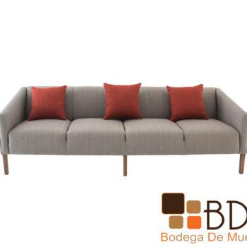 Sofa contemporaneo y moderno para sala