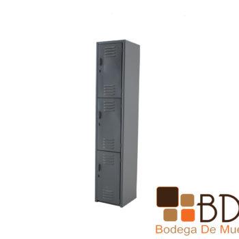 Locker moderno en lamina calibre 24 para oficina o escuelas