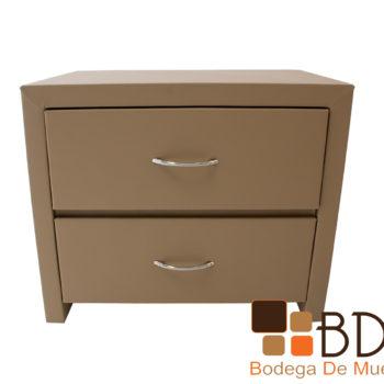 Buro moderno para habitaciones en madera mdf color sand