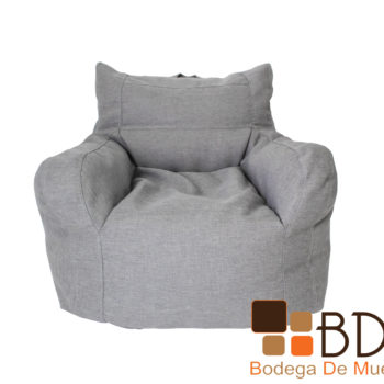 Sillón Puff Moderno Juvenill Confortable