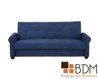 Sofa Cama Moderno Confortable Base de Madera