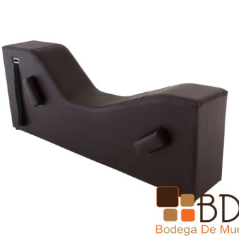 Sillon kamasutra en color chocolate