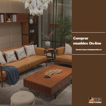 Comprar muebles on-line